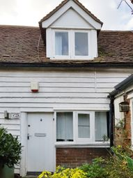 Thumbnail 2 bed cottage to rent in West Road, Goudhurst, Cranbrook