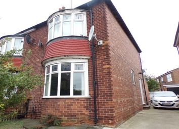Thumbnail 2 bed semi-detached house to rent in Hollyhurst Road, Darlington