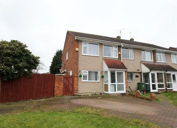 Thumbnail 2 bed end terrace house for sale in Croft Close, Upper Belvedere, Kent