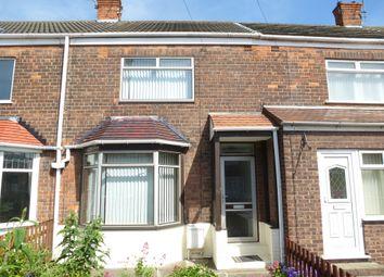 Thumbnail 2 bedroom terraced house for sale in Mayville Avenue, Hull