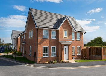 "Thumbnail 3 bed semi-detached house for sale in ""Morpeth 2"" at Green Lane, Yarm"