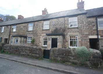 Thumbnail 2 bed cottage for sale in Bank Buildings, Milford, Belper