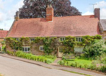 Thumbnail 4 bed semi-detached house for sale in Wardington, Banbury, Oxfordshire