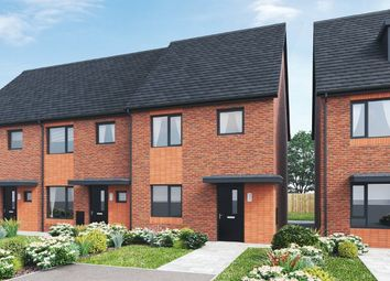 Thumbnail 3 bed semi-detached house for sale in Minshull Way, Rock Ferry