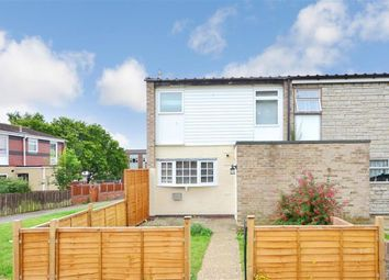 Thumbnail 3 bed terraced house for sale in Curlew Gardens, Cowplain, Waterlooville