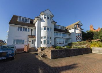 Thumbnail 2 bed flat for sale in Gunton Cliff, Lowestoft