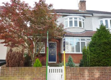 Thumbnail 3 bed semi-detached house to rent in The View, Upper Abbey Wood, London