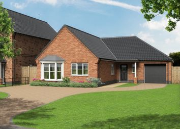 Thumbnail 3 bed detached bungalow for sale in The Street, Surlingham, Norwich, Norfolk