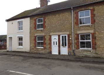 Thumbnail 2 bed terraced house to rent in Hinwick Road, Wollaston, Northamptonshire