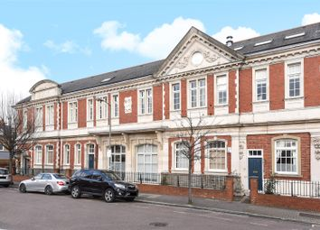 Thumbnail 2 bed flat for sale in Burmester Road, London