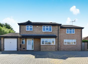 Thumbnail 5 bed detached house for sale in Cantle Avenue, Downs Barn, Milton Keynes