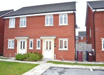 Thumbnail 2 bed semi-detached house to rent in Riverside Mews, Springfield Crescent, Liverpool