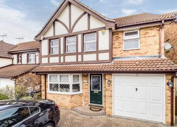 4 bed detached house for sale in Felipe Road, Chafford Hundred, Grays RM16