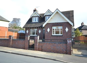 Thumbnail 4 bed detached house for sale in Trent Valley Road, Penkhull, Stoke-On-Trent