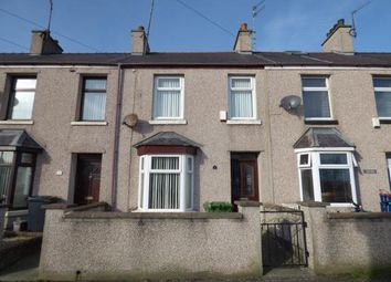 Thumbnail 2 bed terraced house for sale in Longford Terrace, Holyhead, Sir Ynys Mon