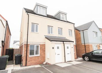Thumbnail 3 bed semi-detached house for sale in Butterstone Avenue, Hartlepool