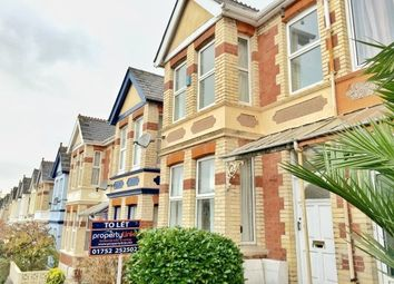 2 bed flat to rent in Pounds Park Road, Plymouth PL3