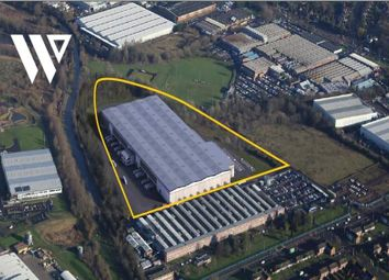 Thumbnail Light industrial for sale in Wobaston Park Wolverhampton, No Town