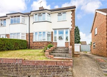 Thumbnail 3 bed semi-detached house for sale in Benenden Road, Wainscott, Kent