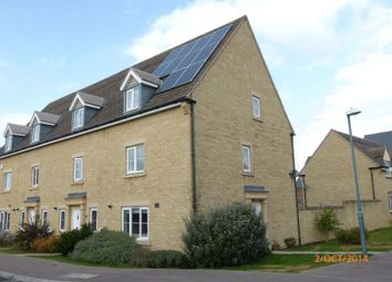 Thumbnail Terraced house to rent in Greenacre Way, Bishops Cleeve, Cheltenham