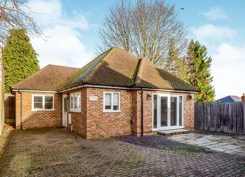 3 bed bungalow for sale in Cotterells Hill, Boxmoor, Hemel Hempstead, Hertfordshire HP1
