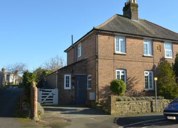 Thumbnail 3 bed semi-detached house for sale in Alington Road, Dorchester