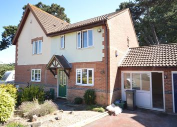 Thumbnail 3 bed semi-detached house to rent in Miller Way, Exminster, Exeter, Devon