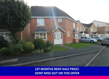 Thumbnail 3 bed detached house to rent in Racemeadow Crescent, Netherton, West Midlands