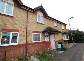 Thumbnail 2 bed terraced house for sale in Palmers Leaze, Bradley Stoke, Bristol