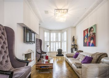 Thumbnail 5 bed maisonette for sale in Battersea Park Road, London