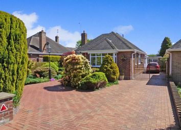 Thumbnail 2 bed detached bungalow for sale in Dartmouth Avenue, Cannock, Staffordshire