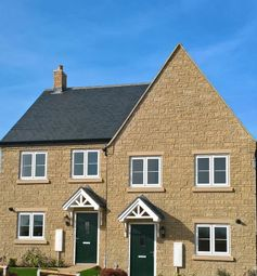 Thumbnail 3 bed terraced house for sale in Edmund Lane, Tingewick, Buckingham