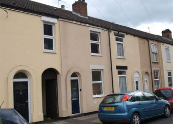 Thumbnail 3 bed terraced house for sale in Clarence Street, Burton-On-Trent, Staffordshire