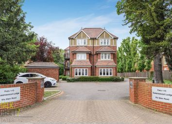 Thumbnail 2 bed flat for sale in Queenswood Lodge, Main Road, Gidea Park