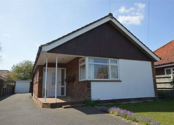 2 bed detached bungalow for sale in Rangoon Close, Sprowston, Norwich, Norfolk NR7
