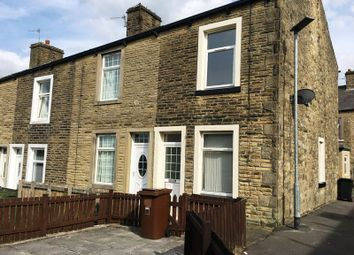 Thumbnail 2 bed end terrace house for sale in Cornmill Terrace, Barnoldswick