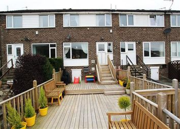 Thumbnail 3 bed town house for sale in Parkdale Drive, Kebroyd, Sowerby Bridge