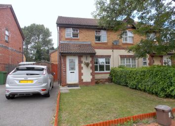 3 bed semi-detached house for sale in De Havilland Road, Cardiff CF24