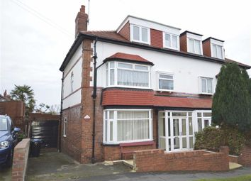 Thumbnail 6 bed semi-detached house for sale in The Dene, Scarborough
