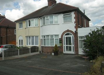 Thumbnail 3 bedroom semi-detached house to rent in Lambert Road, Fallings Park, Wolverhampton, West Midlands