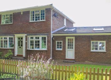 Thumbnail 4 bed detached house to rent in Beech Walk, Windlesham