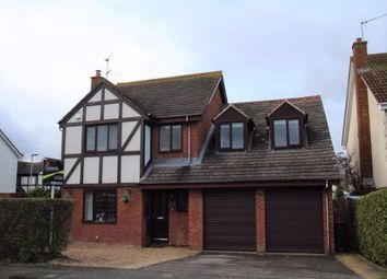 Thumbnail 5 bed detached house for sale in Bullfinch Close, Dorcan, Swindon