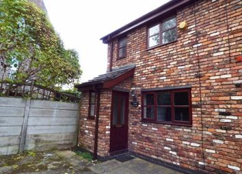 Thumbnail 2 bed semi-detached house to rent in York Street, Altrincham