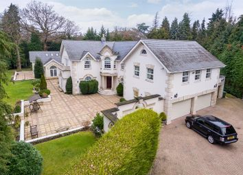 Thumbnail 7 bed detached house for sale in East Road, St. Georges Hill, Weybridge