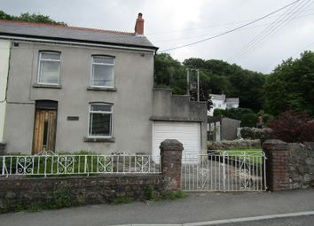 Thumbnail 3 bed semi-detached house for sale in School Road, Abercrave, Swansea, City And County Of Swansea.
