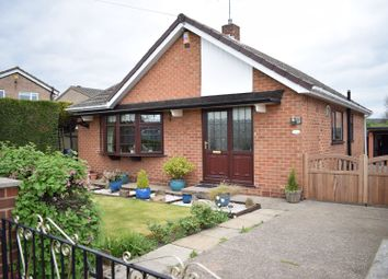 Thumbnail 2 bedroom detached bungalow for sale in Park Road East, Calverton