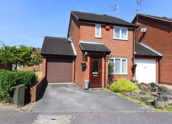 Thumbnail 4 bed detached house for sale in The Pathfinders, Farnborough