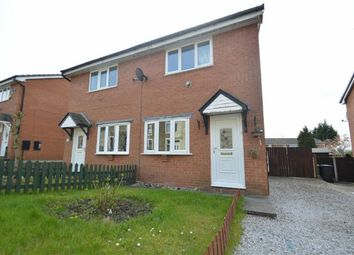 Thumbnail 2 bed semi-detached house to rent in Willow Street, Clayton Le Moors, Accrington