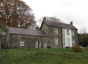 Thumbnail 4 bed detached house for sale in Llanddowror, St. Clears, Carmarthen, Carmarthenshire.