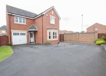 Thumbnail 3 bed detached house for sale in Aspen Way, Blyth